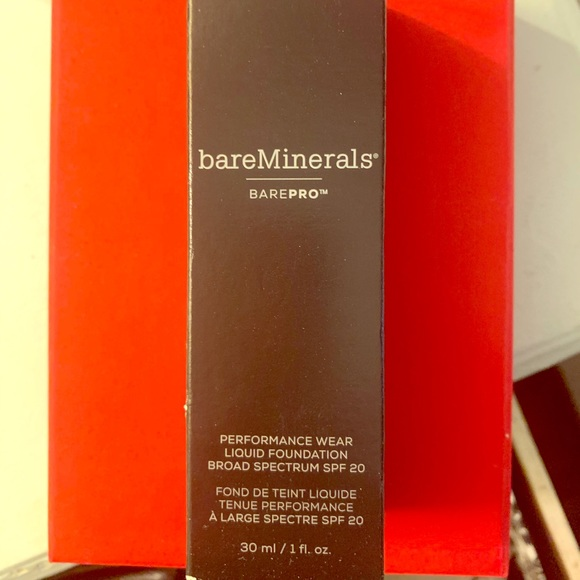 bare Minerals BarePRO liquid foundation